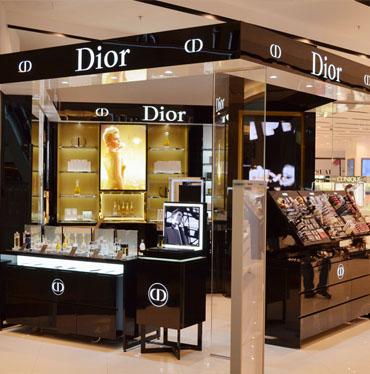 Dior Counter