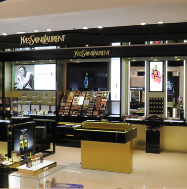 YSL Counter