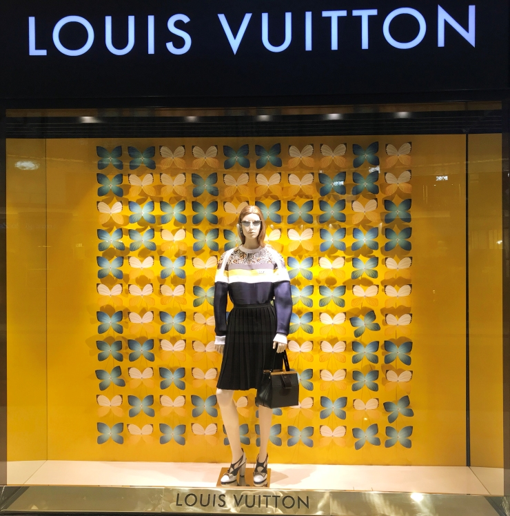 Louis vuitton, Dubai Mall
