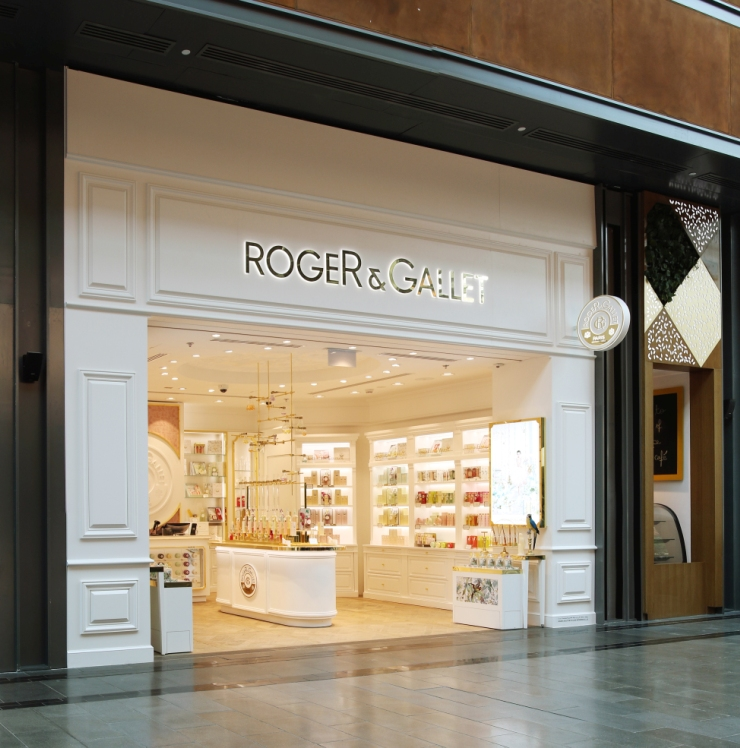 ROGER AND GALLET BOUTIQUE, CITY WALK