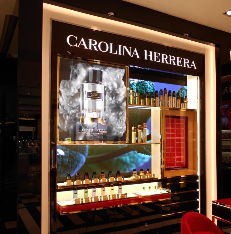 Carolina Herrera & Prada, Bloomingdales 360 Kuwait