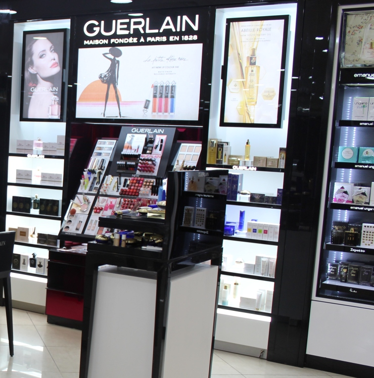 Guerlain  Gifts Center Abdoun Jordan